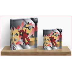 This beautiful Acrylic Block comes in two sizes. Very decorative and will brighten up any room. View under 'Home Decor' in:www.glendobeart.com