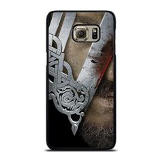 VIKINGS RAGNAR Samsung Galaxy S6 Edge Plus Case Cover  Vendor: Favocase Type: Samsung Galaxy S6 Edge Plus case Price: 14.90  This luxury VIKINGS RAGNAR Samsung Galaxy S6 Edge Plus Case Cover shall give cool style to yourSamsung S6 Edge phone. Materials are manufactured from durable hard plastic or silicone rubber cases available in black and white color. Our case makers customize and produce all case in finest resolution printing with good quality sublimation ink that protect the back sides… Samsung Galaxy S6, Galaxy S7, S7 Phone, Vikings Ragnar, S7 Case, Black And White Colour, Silicone Rubber, Phone Covers, Printing