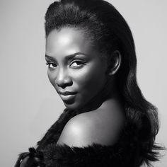 Cashinsecret: Genevieve Nnaji Flaunts Flawless Skin In New Photo...