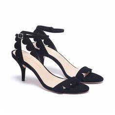 lillit kitten heel sandal / loeffler randall