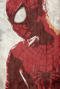 The Amazing Spider Man Art