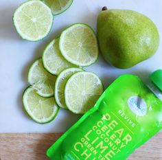 When Monday gives you limes make lime infused water (and add pears for sweetness). Snack inspired spa moment of the day.