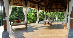 This exquisite retreat venue has a history with a soul. Balinese owned and managed, the property feels like a shrine amidst the lush gardens full of lotus ponds, fountains, orchids and ancient trees. Bali Yoga, Lotus Pond, Lush Garden, Yoga Retreat, Ubud, Balinese, Ponds, Outdoor Furniture, Outdoor Decor