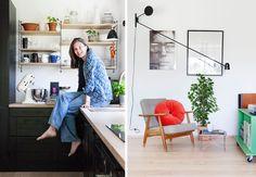 Arnie Says-designeren Nina elsker å bake, har planter som hobby og blir inspirert av Joni Mitchell.