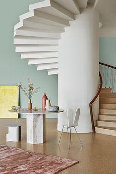 Dette er fargetrendene i 2021 - Byggmakker Best Interior, Interior Paint, Interior Design, Jotun Lady, Rustic Colors, Beautiful Color Combinations, Inspiration Wall, Contemporary Interior, Contemporary Style