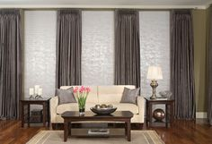 Behold, the power of adding gorgeous draperies to your home! Drapery panels are an affordable way to complete the look of any room.  Add draperies to the windows in your home for finished look that defines your personal style.    Call (720) 285-2112 for a Free In-Home Estimate!  Our design experts will come right to your home to assist you in selecting the perfect solution tailored to your unique style, budget, and design needs. #DenverBlinds #DenverDrapes #DraperiesDenver #DenverShutters