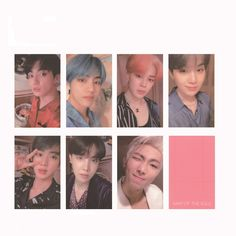 BTS Map of The Soul Persona Photocard Ver. 02 sold by army's shop. Shop more products from army's shop on Storenvy, the home of independent small businesses all over the world. Foto Bts, Jhope, Jimin, Bts Polaroid, Polaroid Printer, Polaroids, Photoshoot Bts, Bts Concept Photo, Photo Proof