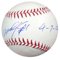 Sports Mem, Cards & Fan Shop Autographs-original Yankees Dave Winfield Padres Twins Blue Jays Signed Autographed Baseball Proof Moderate Cost