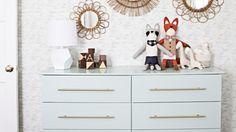 Ikea hack: TARVA kast krijgt een pastel make-over