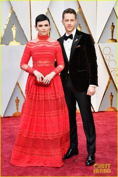 Ginnifer Goodwin & Josh Dallas Are One Hot Couple at Oscars 2017!