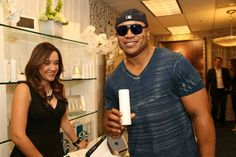 LL Cool J @ The Emmys with our newest products launching next year