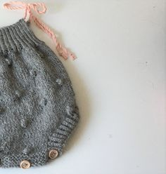 Babysuit by Paelas Knits