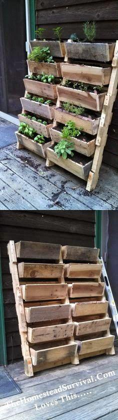 Lysa's Garden: Inspiration: Vertical Gardening