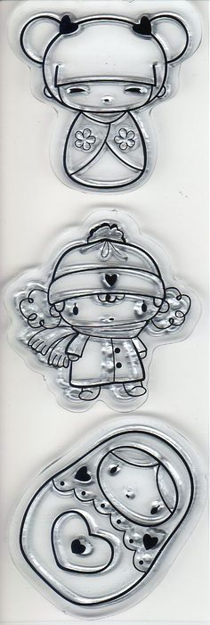 Etsy - Shop for handmade, vintage, custom, and unique gifts for everyone Plastic Fou, Shrink Plastic, Cd Project, Tampons Transparents, Shrinky Dinks, Scrapbook, Bijoux Diy, Jewelry Trends, Stencils