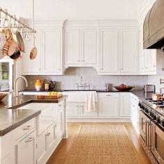 Kitchen: Architectural Digest-counter tops