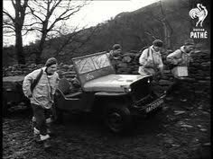Image result for raf mountain rescue land rover