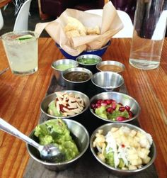 La Condesa - Modern mexican, 2nd street district. Fresh, yummy food. Great margaritas