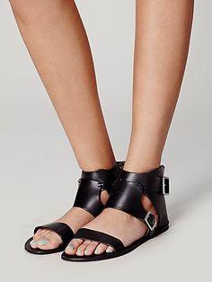 Duo Stitch Sandal