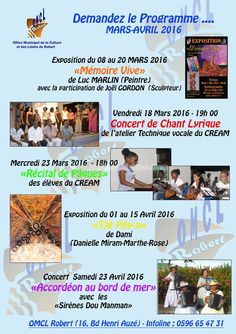 EXPOSITION Exposition de Luc MARLIN «Mémoire Vive» Vous aussi intégrez vos événements dans l'Agenda des Sorties de www.bellemartinique.com C'est GRATUIT !  #martinique #Antilles #domtom #outremer #concert #agenda #sortie #soiree