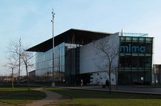 Middlesbrough Institute of Modern Art - MIMA. #Teesside #NorthEast via Wikipedia.org