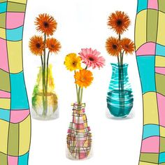 Love flowers in your hotel room? Check out these $7 #Travel vases @Fab | The Deal Mommy