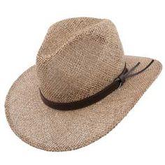 16dd9b1d3a0c1 Baytown - Stetson Wheat Seagrass Straw Fedora Hat - TSBYTN Straw Fedora