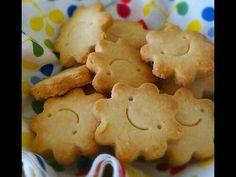 米粉のクッキーの画像