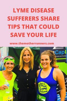 One mom was once running through grass and got a weird rash. Years later she would learn she suffered a tick bite that would forever change her life by giving her Lyme disease. Running helped her get better. Lyme Disease Prevention, Injury Prevention, Running Training, Running Tips, Beginner Runner Tips, Runners Motivation, Tick Bite, Fit Moms, Running Injuries