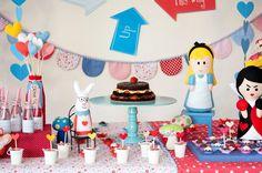 Faça você mesma: festa infantil em casa