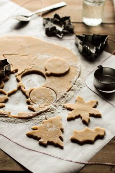 Christmas Sugar Cookie tips