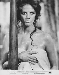 Claudia Cardinale ~ ORIG 1969 scene portrait... Once Upon a Time in the West | eBay