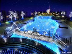 札幌の冬を代表する冬のイベント、イルミネーションとクリスマスを満喫