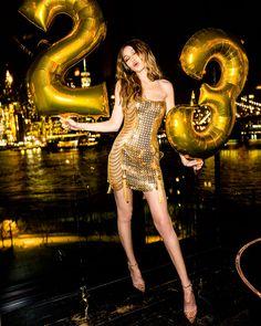 Gigi Hadid Age