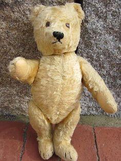 "13"" Antique bear"