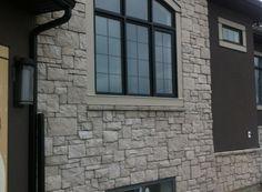 Southern Hackett (Color: Stone Grey) manufactured stone by Kodiak Mountain Stone