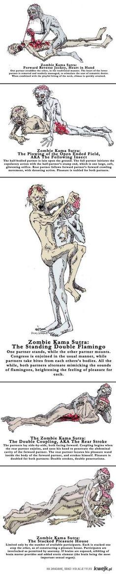 Zombie Kama Sutra - Ahahahahahahaha