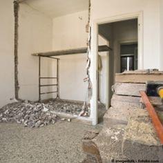 Faire des etageres en beton cellulaire recherche google - Monter une cloison en carreaux de platre ...