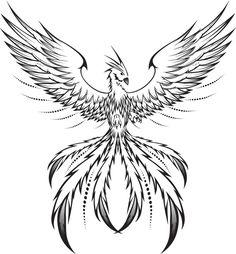 Phoenix Mosaic on Behance