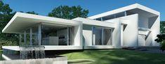 Glass House to projekt domu zlokalizowanego na skraju miasta. Ideą architektów z pracowni Beton House było stworzenie eleganckiej willi, która dużymi przeszkleniami zapewni mieszkańcom stały kontakt z otaczającą naturą na malowniczo usytuowanej działce.