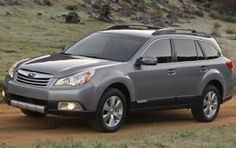 2011 Subaru Outback: Everyone I know who has one says they're the best cars on the road. Reasonably priced and good trunk space. Could be a contender.