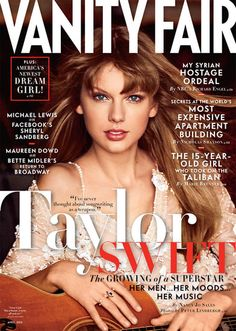 Taylor Swift is featured in this month's Vanity Fair which is released March 7th. Pick up a copy and see if she gives any insight into the RED tour.