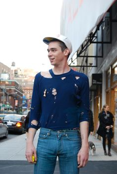 Cole Mohr - personal style