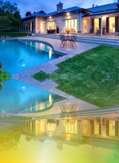 Luxury Homes - Reflections