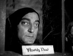 Marty Feldman in Young Frankenstein 1974