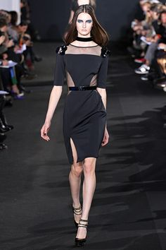 Prabal Gurung Fall 2012. red carpet prediction: rooney mara