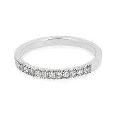 Phalange ring cubic zirconia silver 1302-PAR04  e.m. #em #phalangering #midiring #cubiczirconia #silver