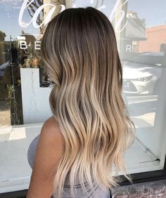 Soft Bronde Balayage - 24 Best Summer Hair Colors for 2019 - The Trending Hairstyle Pretty Brown Hair, Light Brown Hair, Brown Hair Colors, Bronde Hair, Balayage Hair, Bun Hairstyles, Pretty Hairstyles, Formal Hairstyles, Straight Hairstyles
