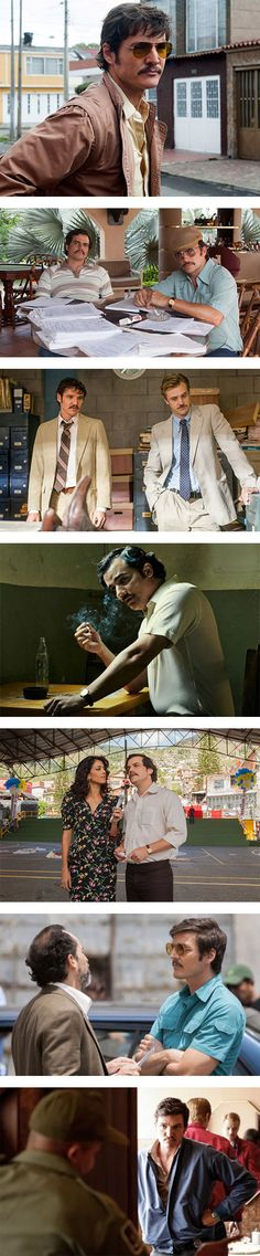 Narcos style featuring Beams Plus Shirts, Club Monaco Jackets and Jean Shop Slim…