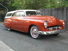 1952 Plymouth Belvedere longroof