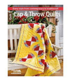 Lap And Throw Quilts